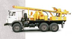 URB-2A2D exploration drilling rig