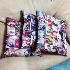 Подушки сувенирные