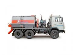 Equipment for patching of roads, ORD-1025 thermos