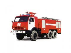 Airfield AA-5/40 fire truck (KAMAZ-43114 chassis