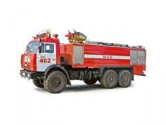 Airfield AA-8/60 fire truck (KAMAZ-43118 chassis
