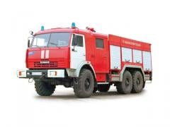Car rescue and fire fighting APS 2,5-40/4