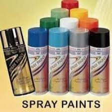 ASMACO paint spray
