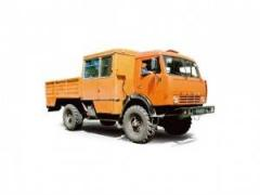 Car of special 42111-16 (KAMAZ-4326 chassis 4х4)