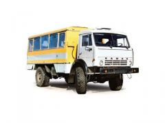 Bus of special 42111-11 (KAMAZ-4326 chassis 4х4)