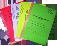 Книги регистров налогового учета для ИП