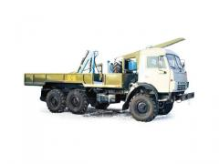 Self-loader of 39881 (PS-1.6) (KAMAZ-43114