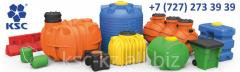 Емкости, баки для воды от 50л до 25000 л