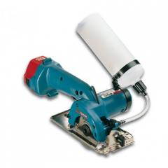 The battery room drank for Makita 4191 DWD glass