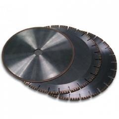 Diamond disks for a glass c