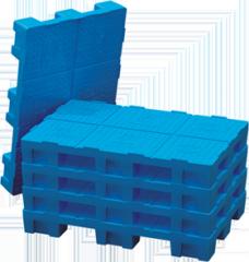 Pallets, pallets cargo plastic