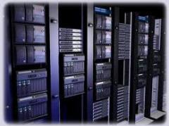 DPC, SHD, DB, E-mail servers.