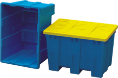 Containers logistic plastic, Containers from