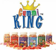 Витамины Gummi King США