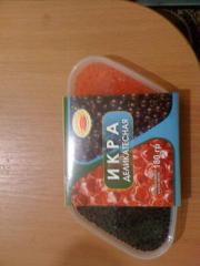 Caviar alginic delicious