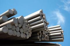 Hot-rolled grinding rods