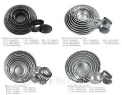 Антипригарная форма,сковороды антипригарные