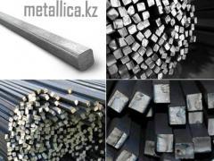 Заготовки стальные квадратные горячекатаные