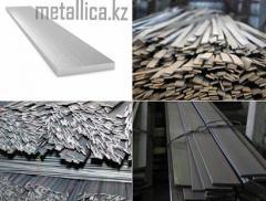 Strips steel hot-rolled 30x4, 40x4