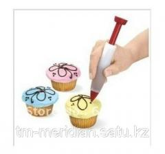 Food gel pen for drawing on cake to Almaty,