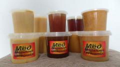 Мёд у Пчеловода
