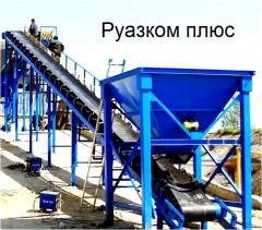 Belt conveyer KLS-650-16