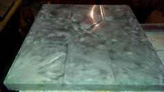 We make tiles, decorative stones, bruchatka,