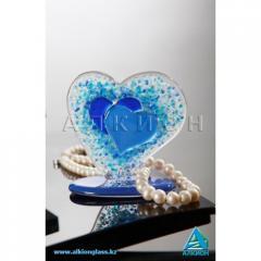 Сувенир «сердечко» - самый сердечный подарок для