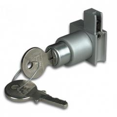 The lock for glass sliding doors