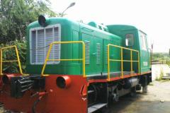 Locomotive of TGC