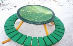 Little tables for preschool children