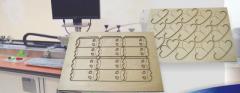 Штанц-формы плоской высечки по картону