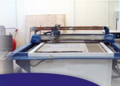 Штанц-формы гибкие магнитные для высечки этикеток