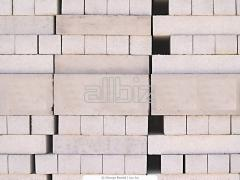 Gas-concrete blocks