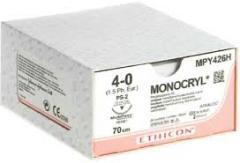 MONOCRYL* PLUS (Полиглекапрон 25 с антисептическим покрытием)