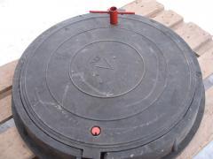 Люки полимерные от завода-изготовителя Люки