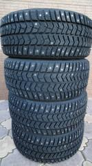 Spiked tires in Atyra