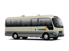 Запчасти для автобуса Hyundai county