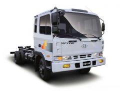 Запчасти для грузовика Hyundai hd120