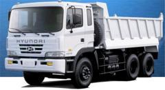 Запчасти для грузовика Hyundai hd270