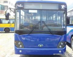Гидроусилитель руля в сборе 9090-0710 на автобус Daewoo BS090