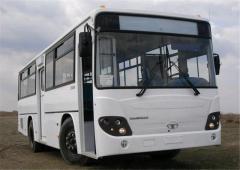 Rhemes GUR 9090-2360 set on the Daewoo BS090 bus
