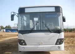 Cardan 9106-0450 on the Daewoo BS106 bus