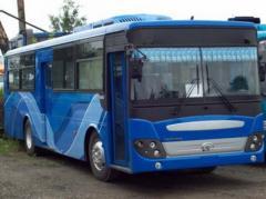 Масляный насос ГУР а9106-0660 на автобус Daewoo BS106
