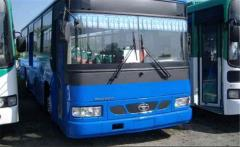 C56-C579106-1610 belt on the Daewoo BS106 bus