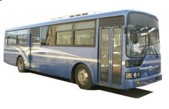 The coulisse assembled 5540-1350 on the Hyundai