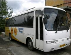 Кольца двигателя (мобис) 5520-1070 на автобус Hyundai aero town