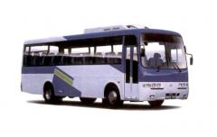 Креставина кардан kuj-015 5520-1235 на автобус Hyundai aero town