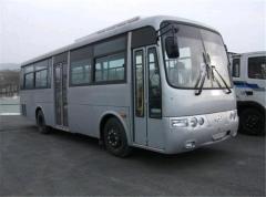 Стартер в сборе 5520-3050 на автобус Hyundai aero town