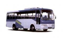 Шкив коленвала 5520-3680 на автобус Hyundai aero town